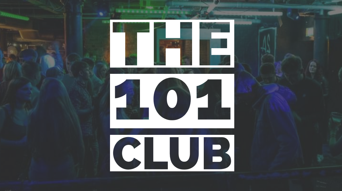 101 Club Venue Manchester Mailing List
